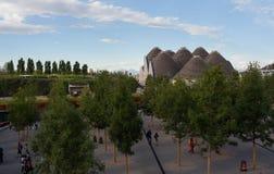 Expo 2015, Milán Fotografía de archivo libre de regalías