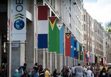 Expo Milão 2015 Imagem de Stock