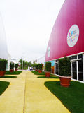 Expo 2015 - Milaan Royalty-vrije Stock Fotografie