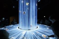 Expo 2015 Milaan - Italië Stock Afbeelding