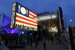 Expo 2015 Milaan - Italië Stock Foto's