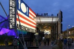 Expo 2015 Milaan - Italië royalty-vrije stock foto