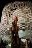 EXPO 2015 Milaan, Urugvay-paviljoen Royalty-vrije Stock Afbeeldingen