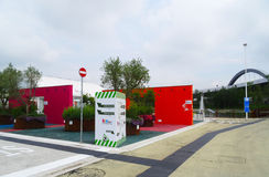 Expo 2015 - Milan Images libres de droits