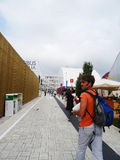 Expo 2015 - Milan Photo libre de droits