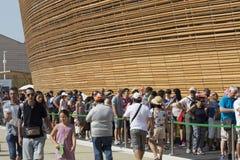 Expo 2015 Milan - Italy Royalty Free Stock Photos