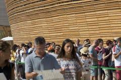 Expo 2015 Milan - Italy Stock Photography