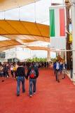 Expo 2015, Milan Royalty Free Stock Photos