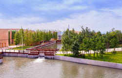 Expo 2015, Milan Royalty Free Stock Images