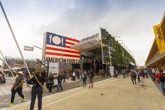 Expo 2015 Milan - Italy Stock Image