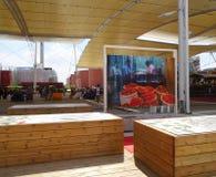 Expo 2015, Milan, Italy Royalty Free Stock Image
