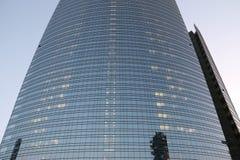 Expo2015 milan,milan,cesar pelli tower Royalty Free Stock Photos