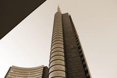 Expo2015 milan,milan,cesar pelli tower Royalty Free Stock Image