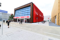 Expo2015 milan,milano Stock Photo