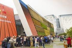Expo Milano 2015 - Italia Fotografie Stock