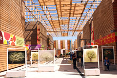 EXPO MILANO 2015 - Middle east Royalty Free Stock Image