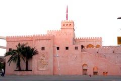 EXPO MILANO 2015 - Oman Royalty Free Stock Photography