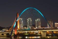 EXPO most w Daejeon Zdjęcia Stock