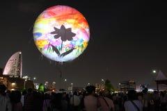 Expo pendant année de Yokohama la 150th Image libre de droits