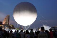 Expo per anno di Yokohama il 150th fotografie stock