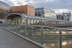 Expo Plaza on Hannover fairground Royalty Free Stock Images