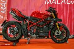 Expo Salon Moto & Bike Stock Photography
