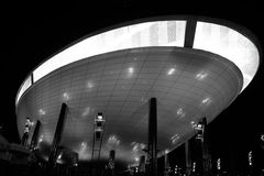 Expo Saudi Arabia Pavilion Royalty Free Stock Images