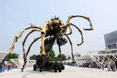 Expo voor het 150ste Jaar van Yokohama Royalty-vrije Stock Fotografie