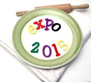 Expo 2015 Royalty Free Stock Photos