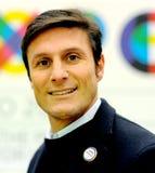 Expo 2015 : Xavier Zanetti Photos libres de droits