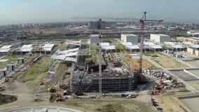 Expo 2015 yard stock video