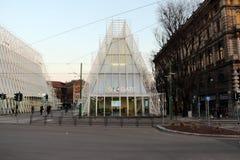 Expogate Milano, Milano expo2015 Fotografía de archivo