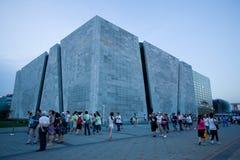 expoitaly paviljong 2010 shanghai Royaltyfria Bilder