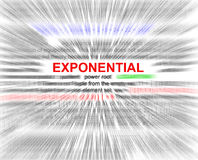 Exponential Stock Photography