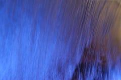 Exponerad vattenfall Royaltyfri Bild