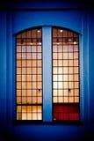 exponerat mystic fönster Royaltyfri Fotografi