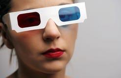 exponeringsglas 3d Arkivfoton