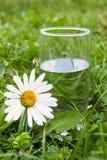 Exponeringsglas av sötvatten Royaltyfria Foton