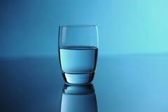 Exponeringsglas av vatten Royaltyfri Bild