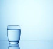 Exponeringsglas av vatten Royaltyfria Bilder