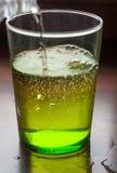 Exponeringsglas av vattnet Royaltyfri Foto