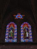 exponeringsglas befläckt ii Arkivbilder