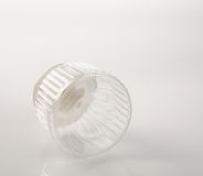 exponeringsglas- eller godiskrus på en bakgrund Royaltyfria Foton
