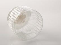 exponeringsglas- eller godiskrus på en bakgrund Arkivfoto