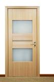 exponeringsglas för 2 dörr Arkivbilder