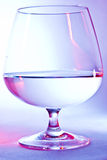 Exponeringsglas för konjak Royaltyfri Fotografi