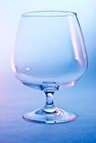Exponeringsglas för konjak Royaltyfri Foto