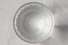 Exponeringsglas för rent vatten Royaltyfri Bild