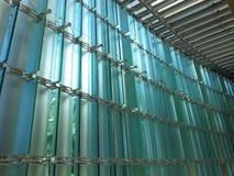Exponeringsglas och belägger med metall Arkivbild