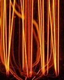 Exponeringsglas på elegans Arkivfoton